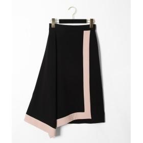 GRACE CONTINENTAL(グレースコンチネンタル)/トリアセラインスカート