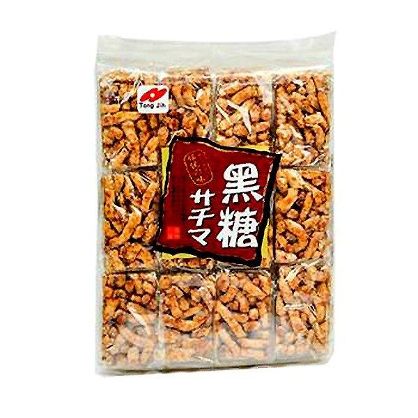 統記 黑糖沙琪瑪 270g (12入)/箱【康鄰超市】