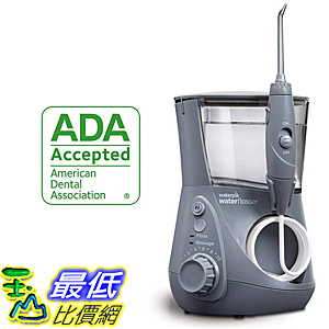 [8美國直購] 沖牙機 Waterpik Water Flosser Electric Dental Countertop Oral Irrigator For Teeth WP667