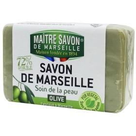 メートル・サボン・ド・マルセイユ サボン・ド・マルセイユ オリーブ 100g