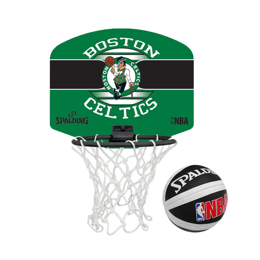 spalding 18小籃板-賽爾提克-親子 籃框 籃板 nba 斯伯丁 綠黑白