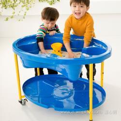 Weplay身體潛能開發系列 創意互動 娃娃沙箱(藍) ATG-KT2001-00B