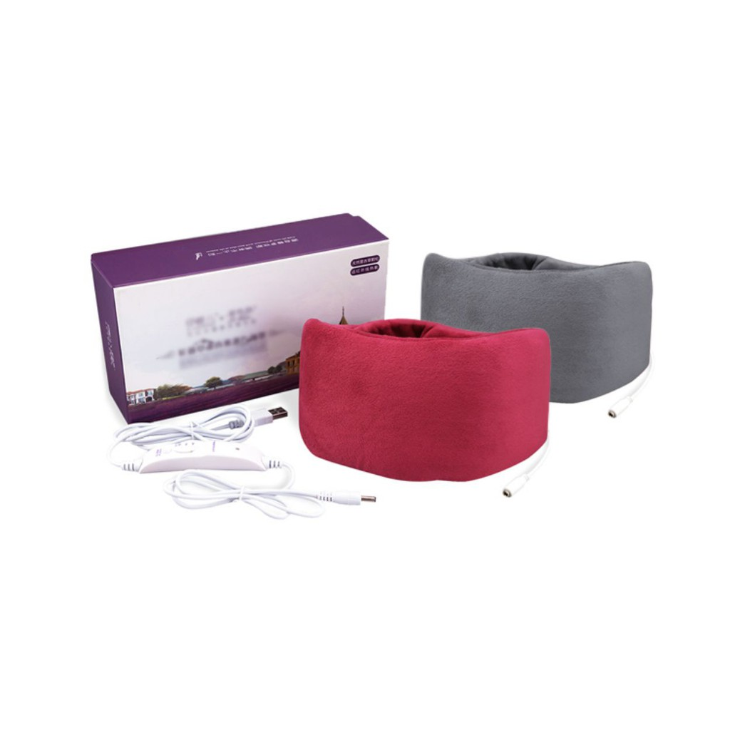 居家必備 薰衣草 療癒 USB護頸熱敷器-基本型
