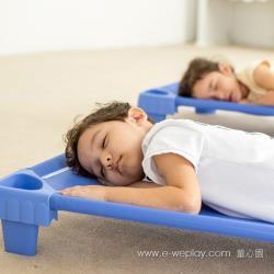 Weplay身體潛能開發系列 創意互動 地板床(小)130*54*14cm ATG-KE0015