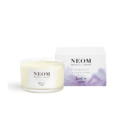 英國 NEOM 舒緩恬睡迷你香氛蠟燭 75g Travel Candle Tranquillity Unicorn
