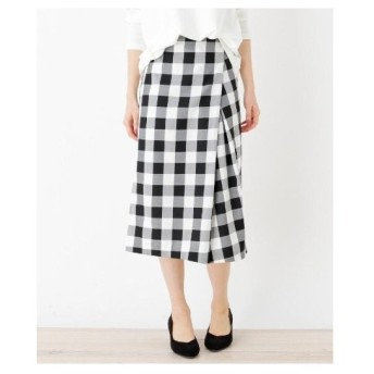 HusHusH(Ladies)(ハッシュアッシュ(レディース))ツイルスカート
