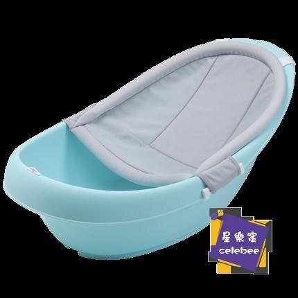 浴盆 兒童洗澡盆新生兒可坐躺多功能寶寶沐浴兒童浴盆用品通用初生T 5色 交換禮物