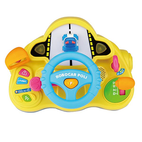 波力救援小英雄Poli 波力寶寶方向盤