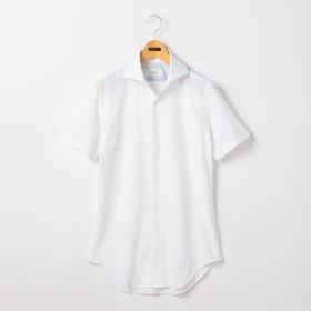 NOLLEY'Sgoodman(ノーリーズグッドマン)/クールマックス 鹿の子 半袖シャツ