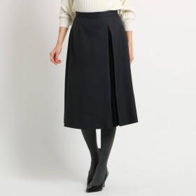 SunaUna(スーナウーナ)/ボックスプリーツスカート