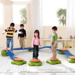 Weplay身體潛能開發系列【動作發展】快樂島-12件組 ATG-KM2012