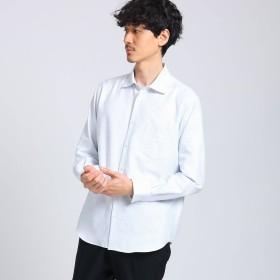 TAKEO KIKUCHI(タケオキクチ:メンズ)/2トーン刺子ドットシャツ
