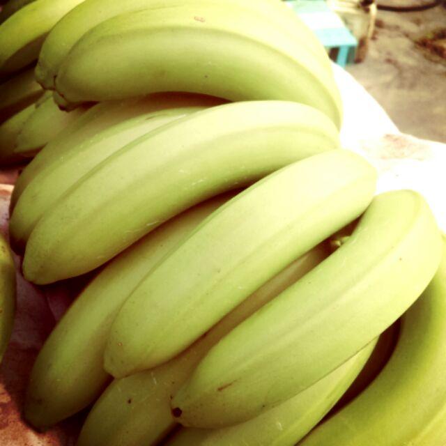山蕉 香蕉好吃香又Q