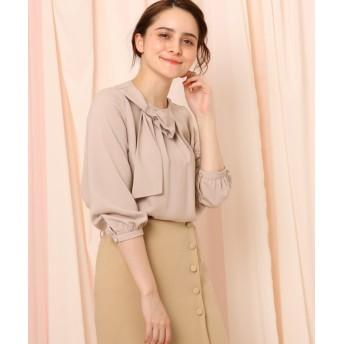 Couture Brooch(クチュールブローチ) リボンデザインブラウス