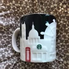 星巴克 倫敦浮雕城市杯 馬克杯 潔美小舖 473 mL