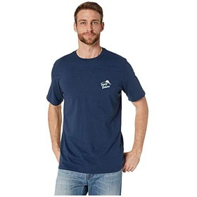 [Tommy Bahama(トミーバハマ)] シャツ・ワイシャツ等 Well Suited Tee Navy M [並行輸入品]