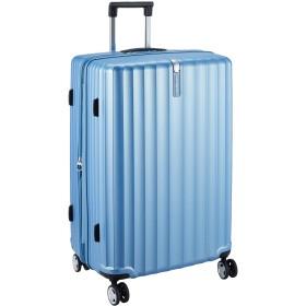 [サムソナイト] スーツケース エナウ スピナー 75/28 EXP 保証付 110L 5.3kg ライトブルー
