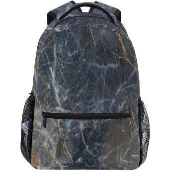 NINEHASA 新しいリュックサック人気リュックおしゃれ 大容量 軽量 通学 旅行ハイキングキャンプバッグ 抽象的な中世スタイルの建築セラミックテクスチャアーティファセット