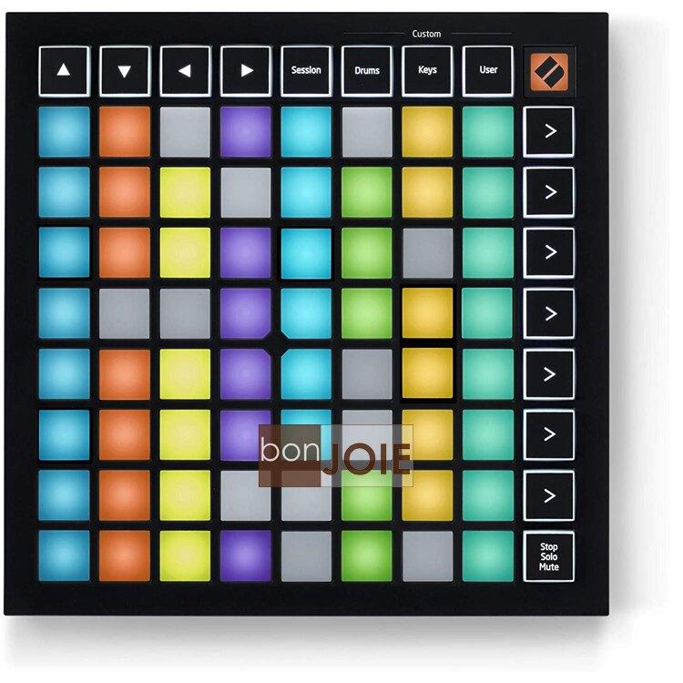 ::bonJOIE:: 美國進口 最新版 MK3 版 Novation Launchpad Mini Mk3 MIDI 控制器 (全新盒裝) Grid Controller for Ableton L