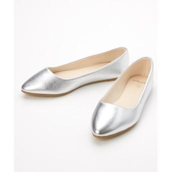やわらかカッターシューズ(低反発中敷)(ワイズ4E) パンプス, Pumps, 浅口皮鞋, 淺口皮鞋
