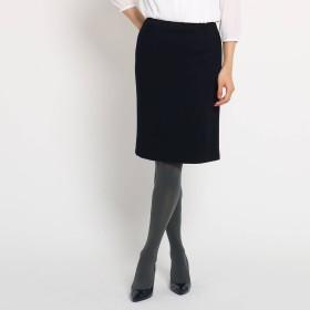 SunaUna(スーナウーナ)/ウール混タイトスカート