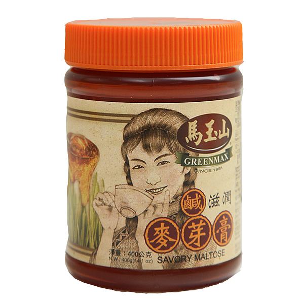 馬玉山麥芽膏-鹹400g
