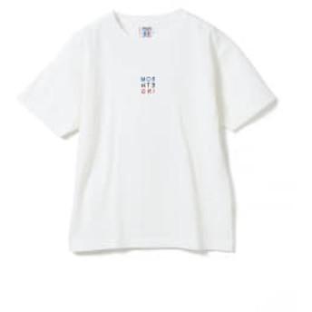 B:MING by BEAMS 【予約】SOMETHING × B:MING by BEAMS / 別注 ロゴ Tシャツ 20SS レディース Tシャツ トリコロール M