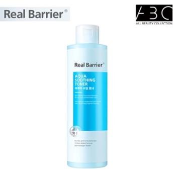 Real barrier(リアルバリア) アクア スーディング トナー 200ml [Aqua Soothing Toner]