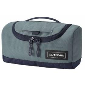 ダカイン Dakine ユニセックス ポーチ トラベルポーチ revival kit md wash bag Dark Slate