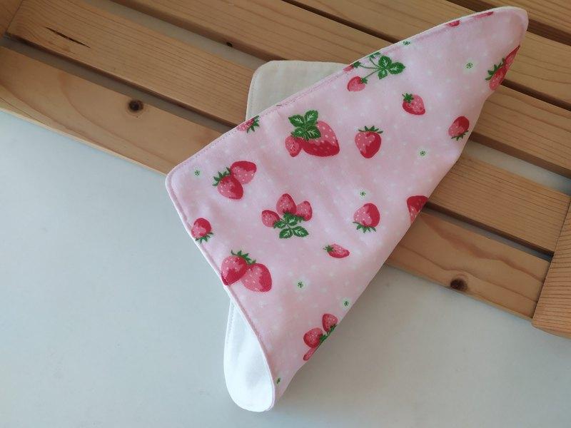 萬用棉紗小方巾:可當擦汗巾/口水巾/洗臉巾