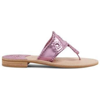 [ジャックロジャース] レディース サンダル Resort Kennedy Jacks Leather Sandals [並行輸入品]