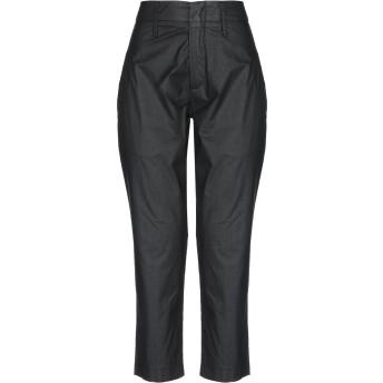 《セール開催中》TELA レディース パンツ ブラック 40 コットン 100%
