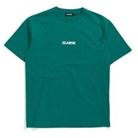 【XLARGE:トップス】S/S TEE EMBROIDERY STANDARD LOGO