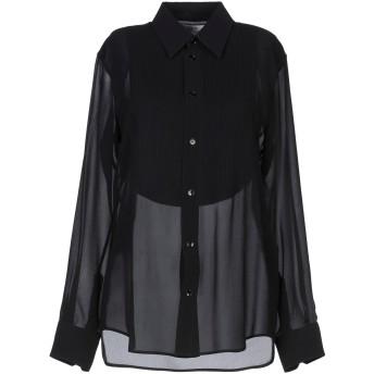 《セール開催中》CELINE レディース シャツ ブラック 36 シルク 100%