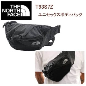 THE NORTH FACE T93S7ZMN8-OS ASPHLTGR/TNFBLK ユニセックスボディバック