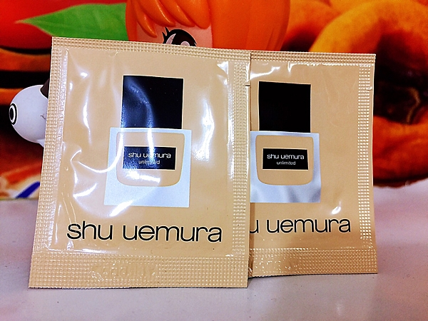 Shu Uemura 植村秀 無極限超時輕粉底 1ml 色號: 664【旅行用】medium light shell