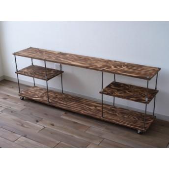 wood iron shelf 4401200225