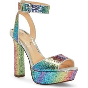 [ジェシカシンプソン] レディース サンダル Jessica Simpson Maicie Platform Sandal ( [並行輸入品]