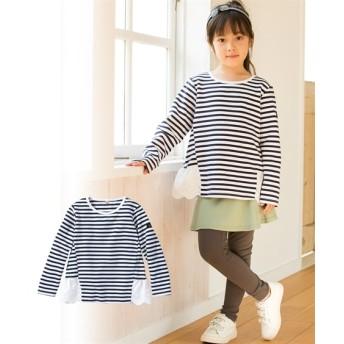 選べる♪デザイントップス(女の子 子供服。ジュニア服) (Tシャツ・カットソー)Kids' T-shirts