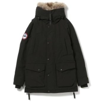 BEAMS ARCTIC EXPLORER / Chill メンズ ダウンジャケット・ベスト BLACK S