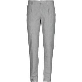 《セール開催中》NO LAB メンズ パンツ ブラック 32 コットン 69% / リネン 29% / ポリウレタン 2%
