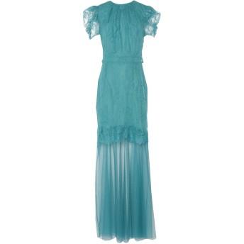 《セール開催中》ANNA RACHELE レディース ロングワンピース&ドレス ターコイズブルー 42 ポリエステル 100% / ナイロン / レーヨン