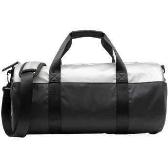 《セール開催中》DIESEL Unisex 旅行バッグ ブラック ポリウレタン 100%