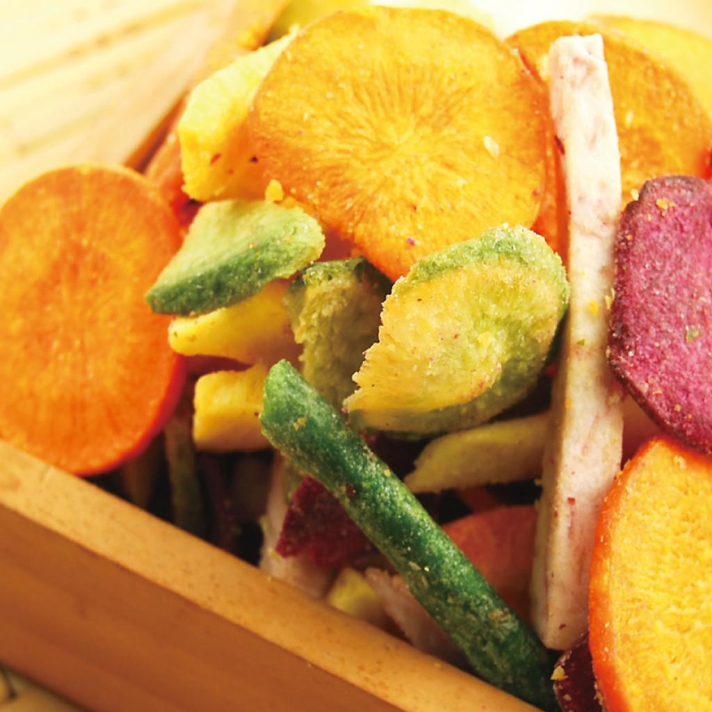 《裕芳食品》(全素)綜合蔬菜