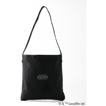 BOICE FROM BAYCREW'S 【STARWARS COLLECTION】A NEW HOPE TOTE BAG ブラック フリー