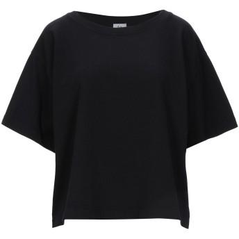 《セール開催中》ATTIC AND BARN レディース T シャツ ブラック M コットン 100%