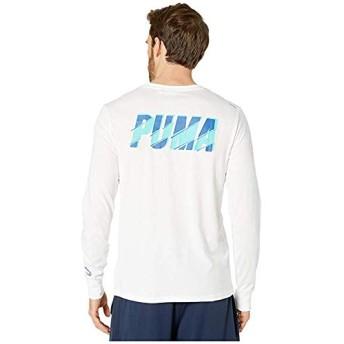 [PUMA(プーマ)] シャツ・ワイシャツ等 XTG Trail Long Sleeve Tee White S [並行輸入品]