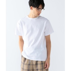 B:MING by BEAMS RUSSELL ATHLETIC × B:MING by BEAMS / 別注 USAコットン Tシャツ メンズ Tシャツ WHITE XL