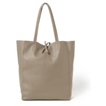 BEAMS LIGHTS 【予約】MARCO BIANCHINI / レザー トートバッグ レディース トートバッグ TAUPE ONE SIZE