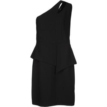 《セール開催中》KOCCA レディース ミニワンピース&ドレス ブラック S ポリエステル 100%